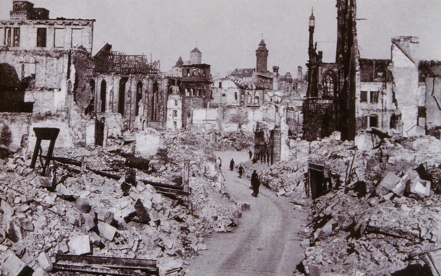 World War Destruction